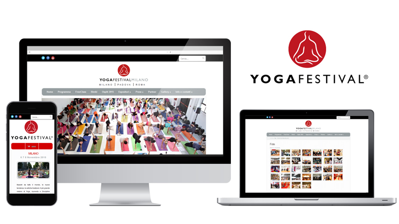 Yoga Festival Milano - WebCreativi