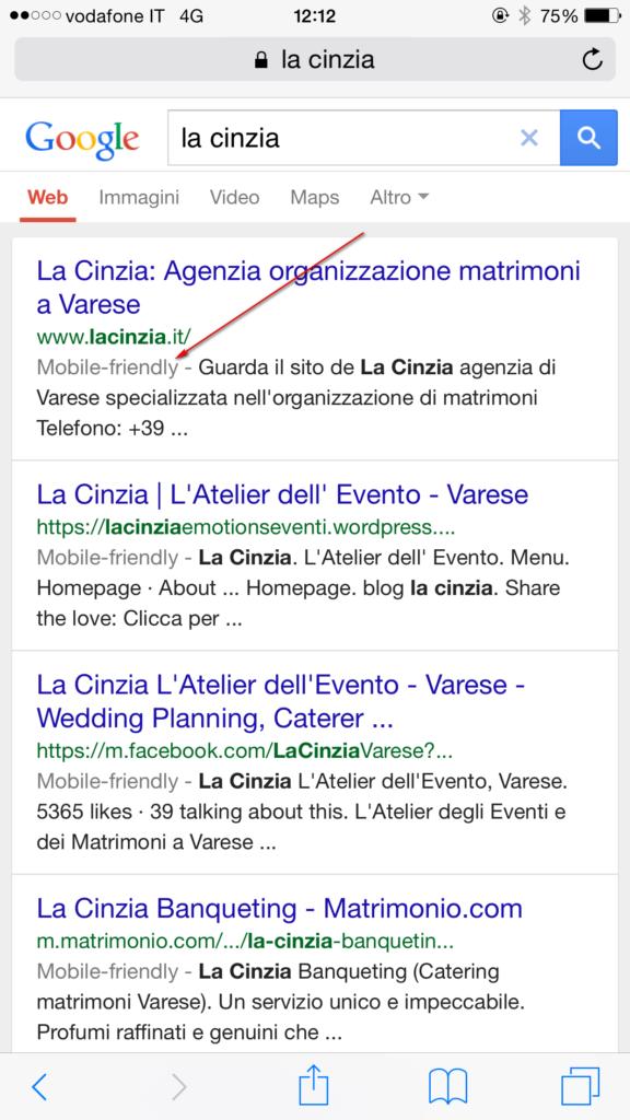 La Cinzia Mobile