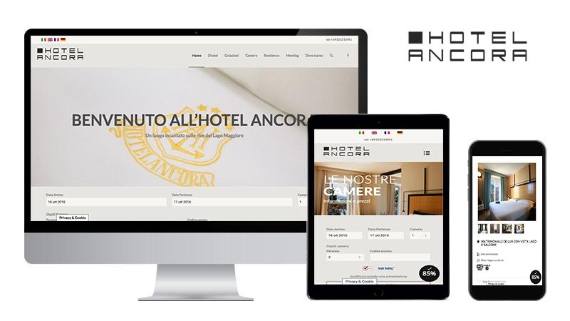 Anteprima Hotel Ancora Verbania